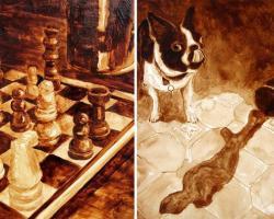 Coffee Art: trasformare il caffè rovesciato in capolavori